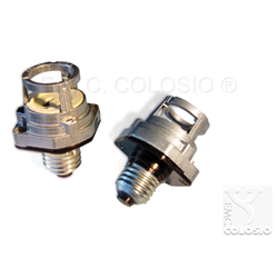Adapters + Lampholders for discharge lamps PGZ12 + E27 Adapters + Edison screw lampholder E27 + PGZ12 M207/A91H