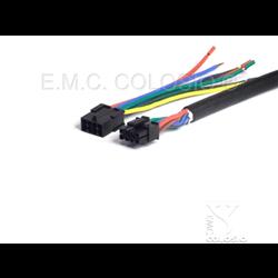 8 P Ma+Fe Micro Fit Molex M07M8 - M07F8