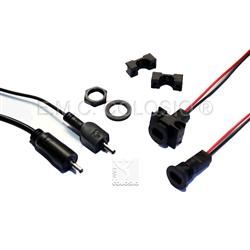 Connector for Leds M79 Plug + Socket